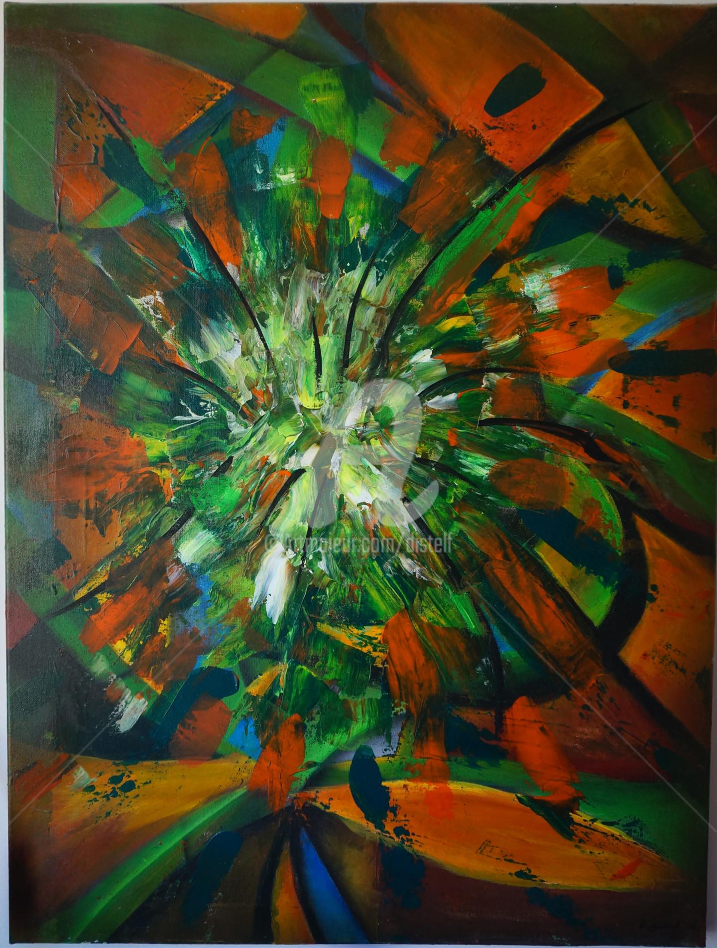 Bigwood H. - flower of destruction