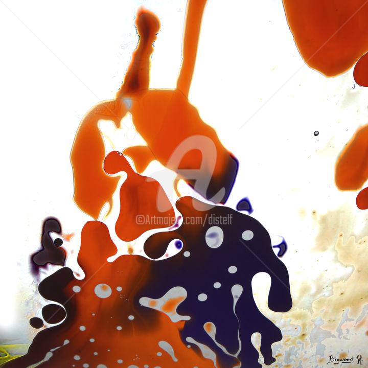 Bigwood H. - Orange dragon